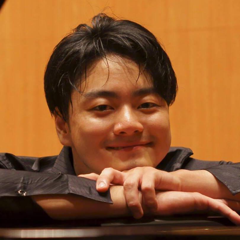 松橋 朋潤(ピアノ)
