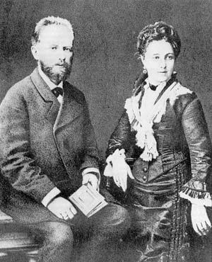 チャイコフスキーとアントニナ・イワノヴナ